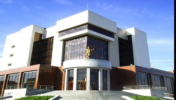 Дворец Правосудия г. Екатеринбург