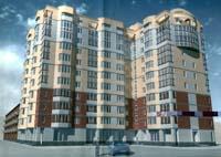 Жилой дом по улице Садовая г. Екатеринбург